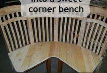 Tuoleja/ Chairs