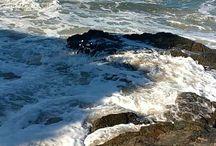Praia Bacia da Vovó - Penha.