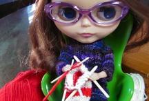 Blythe Doll / Blythe Dolls I like - ideas for Blythe clothes & costumes & things on my Etsy shop BlytheStar