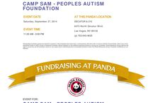 Fundraisers / Here is where we will post all of our Fundriasers.  Please help support Camp Sam.
