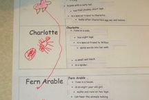 Charlotte's Web / by Jamie Snitowsky