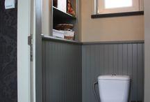 kleine toilet