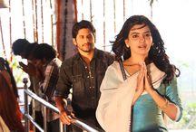Tollywood Gallery / Telugu Movies hero heroine pictures board.