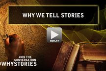 Story & Myths / Mitos, roteiros, idéias, estórias, narrativas. Enfim, o passado e o futuro do storytelling.