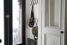 Beautiful Interiors ~ Great Entrances, Hallways and Stairs / by Tammy Hilburn