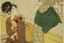 Geisha and maiko art