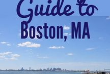 Boston MA Bucket List