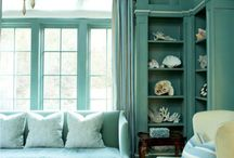 Color Inspiration - Mint/Seafoam / by Bassett Furniture