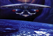 To Boldly Go / Trekkie Stuff / by The Musings & Gleanings of a Sci-fi Chick