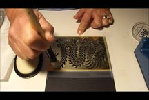 Embossing Paste / by Pam Shea