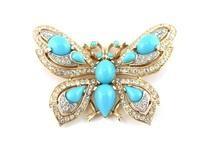 Bisutería mariposa