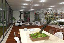 Portfolio soggiorni / 3d Casa Design - 3d rendering and design services  #3dvisualisation #rendering #3d #homestaging