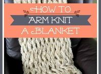 Arm Blankets