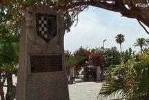 Centro histórico de Nerja, Málaga. / El centro histórico de Nerja ofrece al visitante un mar de opciones. Sol, playa, cultura, compras...Todo con una luz que sólo Nerja posee. ¡Es un placer!