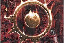 Arch Enemy / Gli Arch Enemy sono un gruppo Melodic Death Metal svedese formato nel 1995 dai fratelli Michael e Christopher Amott.