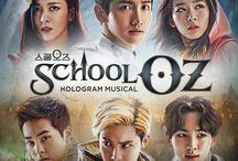 School OZ  Hologram Musical