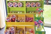 het snoepwinkeltje