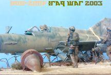 MIG-21MF  IRAQ WAR