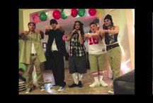 cholos & cholas party / by Rockabilly Mermaid