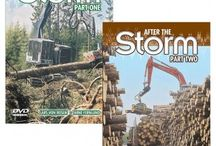 Forestry / A range of forestry books & DVDs. All available now from www.oldpond.com.