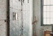 barn doors / by allaboutvignettes.blogspot.com