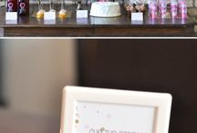 BABY SHOWER  / by Sarah Traub