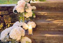 (Tisch-)Dekoration