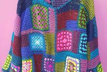 háčkované svetre