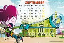 September / Septiembre