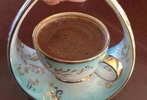 Kahve asktır