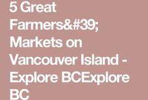 FARMER MARKETS FROM BC CANADA