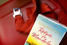Books set in Burma / Buckle up for a trip to Burma via fiction