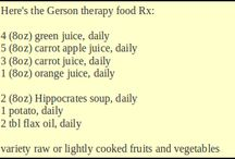 Gerson Therapy / Gerson Therapy, health, holistic, autoimmune disease, autoimmune, cancer