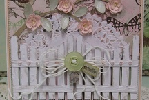 Fence/Gate/Window/Birdcage Cards