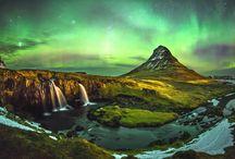 Die schönsten Polarlicht-Orte in Europa / Mit dem Polarlicht entfaltet der Winter einen fast schon mythischen Zauber. Wir zeigen dir, an welchen Orten in Europa – und zwei Regionen außerhalb – du die grün-blauen Lichtschleier der Aurora borealis am besten beobachten kannst.