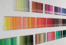 Colored pencil storage porn