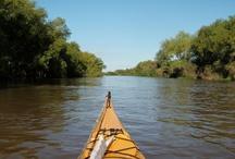 Kayak en Rosario, Argentina - Kayaking in Argentina