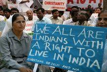 attacks on minorities