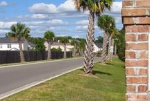 Colony North / Home buyers looking for an easy commute to Trident Tech, Boeing, the Air Force Base, Bosch, and the Naval Weapons Station will find Colony North a very convenient location. All of North Charleston's shopping and restaurants are just minutes away as well!