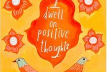Health - Stay Positive / by Sherrie Billings