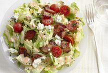 salad / by Lisa Schneider