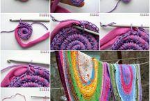 funky crochet