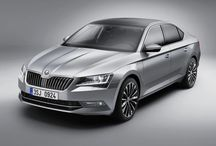(New) SKODA Superb