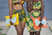 African -Inspired wear