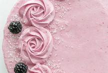 Taart/ cake / koekjes