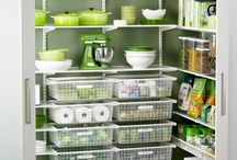 Kitchen Storage Ideas / Creative kitchen storage ideas