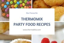 Thermomix party food