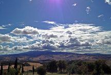Agriturismo in Toscana Val d'Orcia Pienza Montepulciani