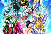 Anime Series & OVAS - Saint Seiya