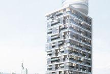 Henninger Turm Frankurt